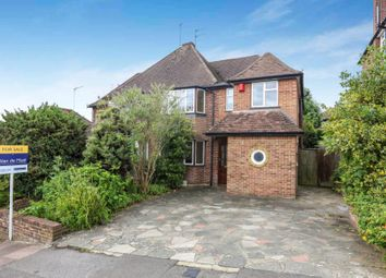 Thumbnail 4 bed semi-detached house for sale in Keswick Road, West Wickham