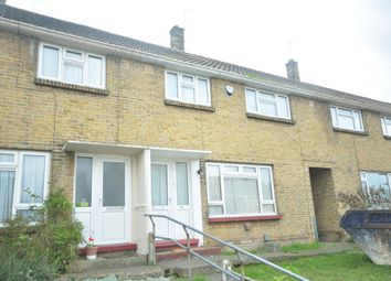 Thumbnail 3 bedroom terraced house to rent in St. Gregorys Crescent, Gravesend