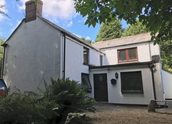 Thumbnail 3 bed detached house for sale in Davidstow, Camelford