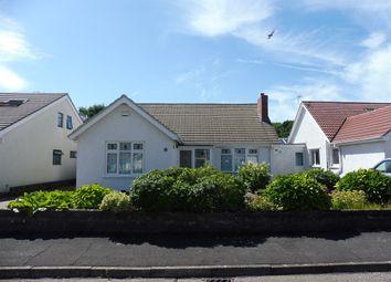 Thumbnail 4 bedroom detached bungalow for sale in Greenway Close, Llandough, Penarth