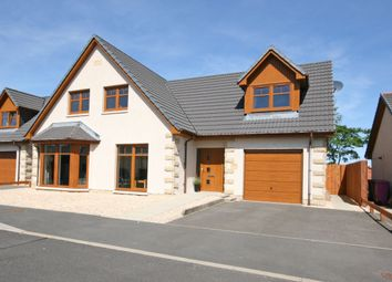 Thumbnail 5 bed detached house for sale in 22 Binn View, Buckie