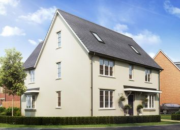 "Thumbnail 5 bed detached house for sale in ""Bashall"" at Mitton Road, Whalley, Clitheroe"