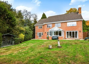 Thumbnail 6 bed detached house for sale in The Maultway, Camberley, Surrey