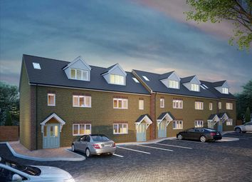 Thumbnail 4 bed town house for sale in Beach Mews, Alexandra Road, Broadstairs