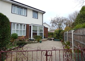 Thumbnail 3 bed semi-detached house for sale in Busheyfield Close, Hyde
