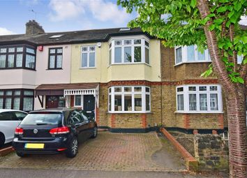 Thumbnail 4 bed terraced house for sale in Strathmore Gardens, Hornchurch, Essex