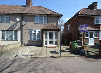 Thumbnail 3 bed semi-detached house to rent in Parsloes Avenue, Dagenham, Essex