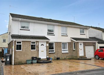 Thumbnail 4 bedroom semi-detached house for sale in Worsley Road, Freshbrook, Swindon