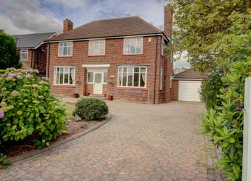 Thumbnail 4 bed detached house for sale in Whitegate Road, Winsford