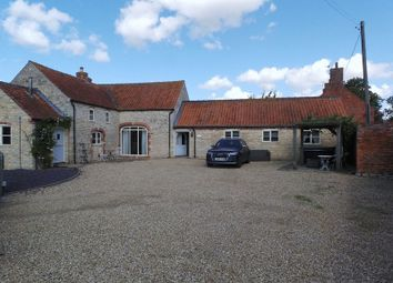 Thumbnail 4 bedroom detached house to rent in Stone Lane, Little Humby, Grantham