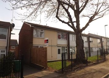 Thumbnail 1 bedroom flat for sale in Fairisle Close, Clifton, Nottingham