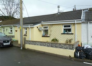 Thumbnail 2 bed terraced bungalow for sale in Pantile Row, Glyncorrwg, Port Talbot, West Glamorgan