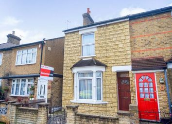 Thumbnail 3 bed semi-detached house for sale in Eleanor Road, Waltham Cross, Hertfordshire