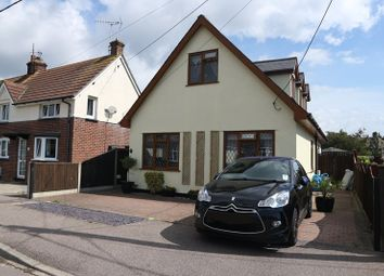 Thumbnail 4 bed detached house for sale in Lodge Road, Little Oakley, Harwich