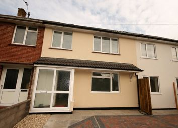 Thumbnail 4 bed terraced house for sale in Bourne Road, St. George, Bristol