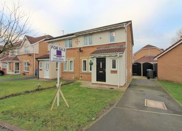 Thumbnail 3 bed semi-detached house for sale in Tower Close, Thornton