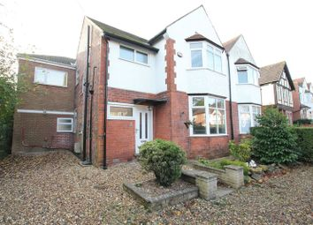 Thumbnail 4 bed semi-detached house to rent in Davenport Avenue, Hessle