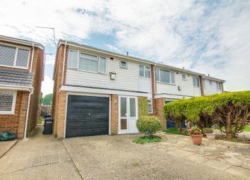 Thumbnail 3 bed end terrace house for sale in Burnham Close, Windsor