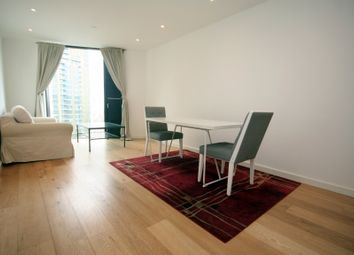 Thumbnail 1 bed flat to rent in Strata Building, Walworth Road, London