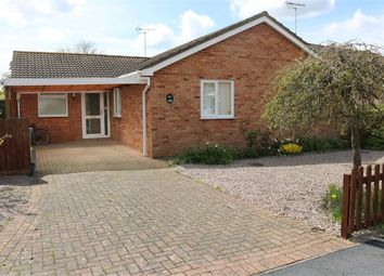 Thumbnail 3 bed detached bungalow for sale in 128 Beech Avenue, Bourne, Lincolnshire