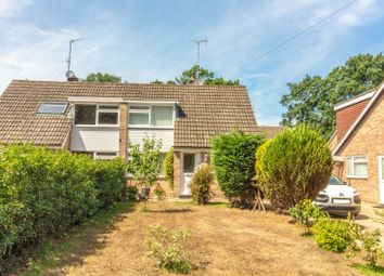 Thumbnail 3 bed semi-detached house for sale in Padworth Road, Burghfield Common, Reading