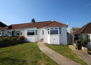 Thumbnail 3 bed bungalow to rent in Vale Drive, Findon Valley, Worthing