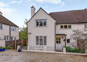 Thumbnail 3 bed semi-detached house for sale in Lodge Hill Road, Lower Bourne