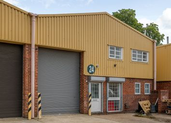 Thumbnail Light industrial to let in Davey Close Trade Park, Colchester