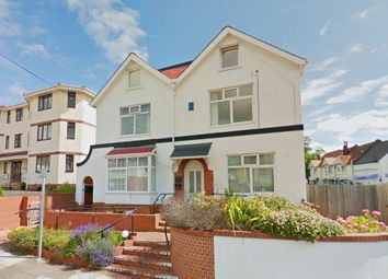 Thumbnail 1 bed flat to rent in Fortescue Road, Paignton