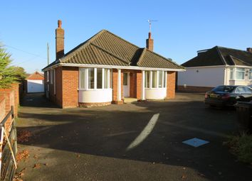 Thumbnail 3 bed detached bungalow for sale in Norwich Road, Norwich