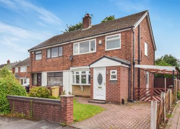 Thumbnail 3 bed semi-detached house for sale in Brook Gardens, Harwood, Bolton