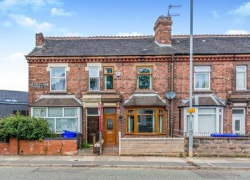 Thumbnail 2 bed terraced house for sale in London Road, Stoke, Staffs