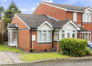Thumbnail 2 bed bungalow for sale in The Pineways, Oldbury