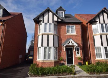 Thumbnail 4 bed detached house for sale in New Dawn View, Gloucester
