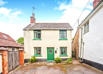 Thumbnail 2 bedroom detached house for sale in High Street, Hemyock, Cullompton