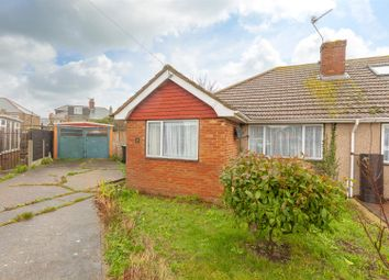 Thumbnail Semi-detached bungalow for sale in Kingfisher Close, Garlinge, Margate