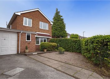 Thumbnail 3 bed link-detached house for sale in Fairfield Crescent, Swadlincote