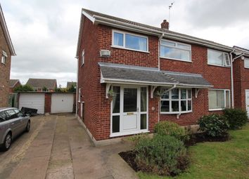 Thumbnail 3 bedroom semi-detached house for sale in Wetherby Drive, Mexborough
