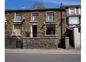 Thumbnail 3 bed terraced house for sale in Tyntyla Road, Pentre