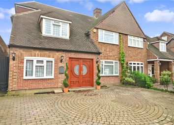 Thumbnail 5 bed semi-detached house for sale in Coolgardie Avenue, Chigwell, Essex