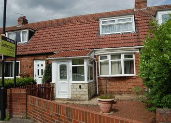 Thumbnail 2 bed bungalow for sale in Eversley Place, Wallsend