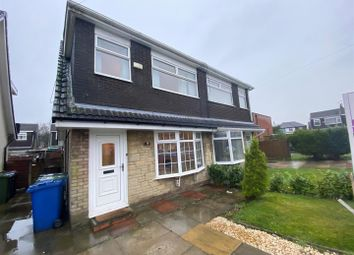 Thumbnail 2 bed semi-detached house for sale in Bankfield Close, Ainsworth, Bolton