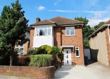 Thumbnail 4 bed detached house to rent in Tenterden Gardens, Hendon
