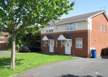 Thumbnail 2 bed property to rent in Palmerston Drive, Hunts Cross, Liverpool
