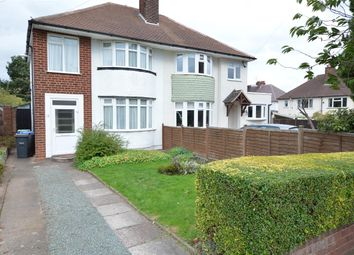 Thumbnail 3 bed semi-detached house for sale in Morjon Drive, Great Barr, Birmingham