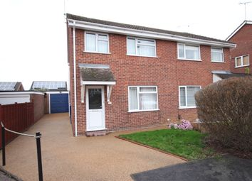 Thumbnail 3 bed semi-detached house to rent in Chantry Close, Mickleover, Derby