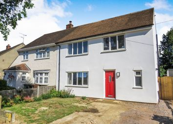 Thumbnail 4 bed semi-detached house for sale in Grove Avenue, Harpenden