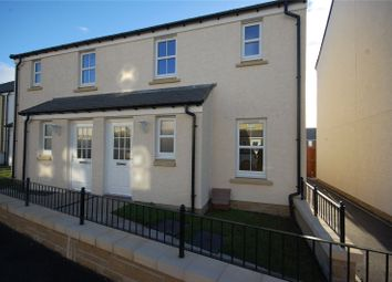 Thumbnail 3 bed semi-detached house to rent in 14 Knoll Terrace, Galashiels, Scottish Borders
