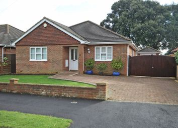 Thumbnail 3 bed detached bungalow for sale in Greenacre, Barton On Sea, New Milton
