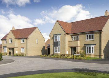 "Thumbnail 5 bed detached house for sale in ""Kemble"" at Barnett Road, Steventon, Abingdon"